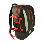 Waterproof Adventure Backpack - Black