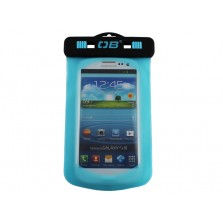 Waterproof Small Phone Case - Aqua