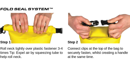 Fold Seal System